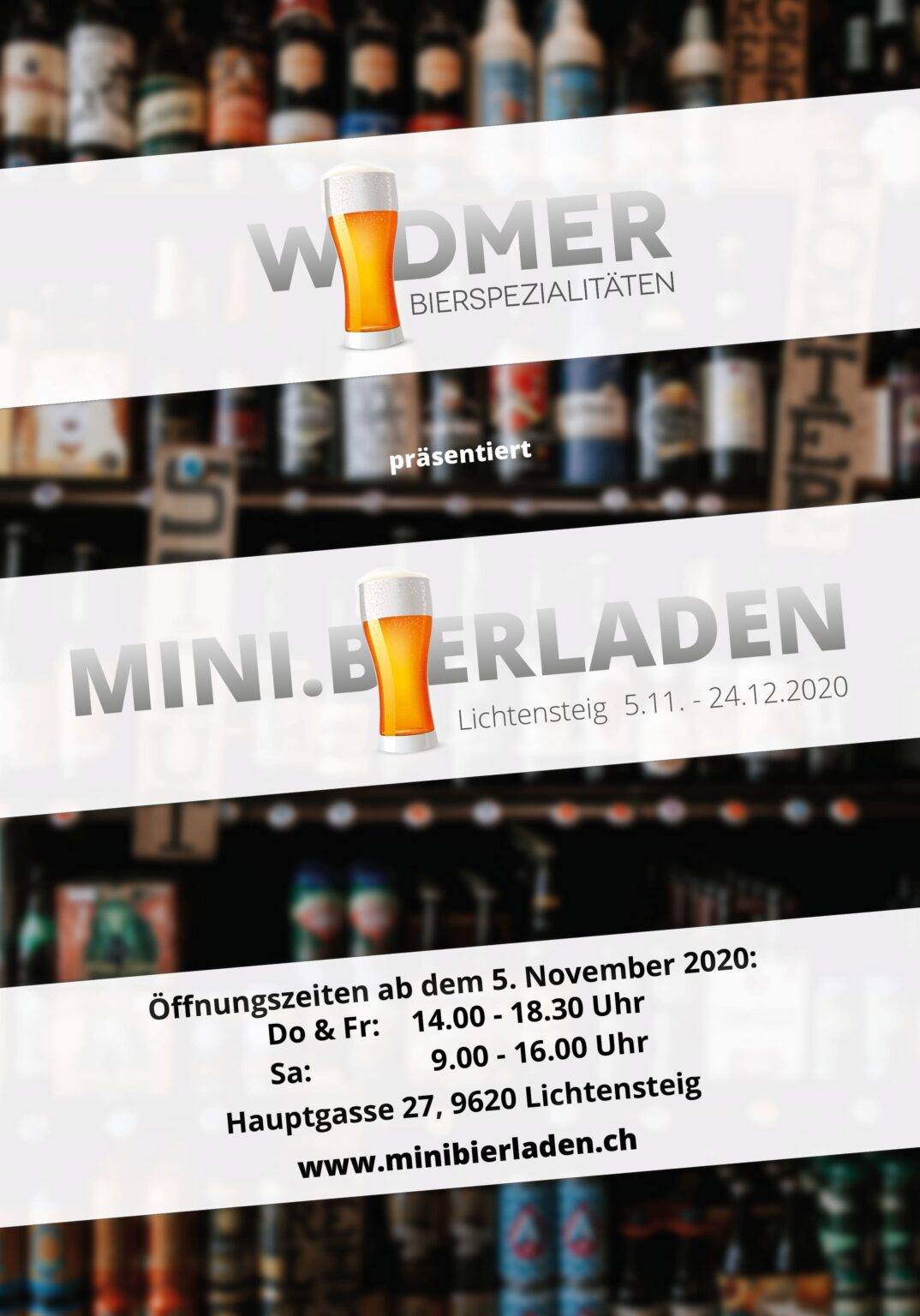 Logo: Pop-up Mini.Bierladen